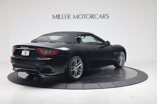 New 2019 Maserati GranTurismo Sport Convertible for sale $165,645 at Bentley Greenwich in Greenwich CT 06830 16