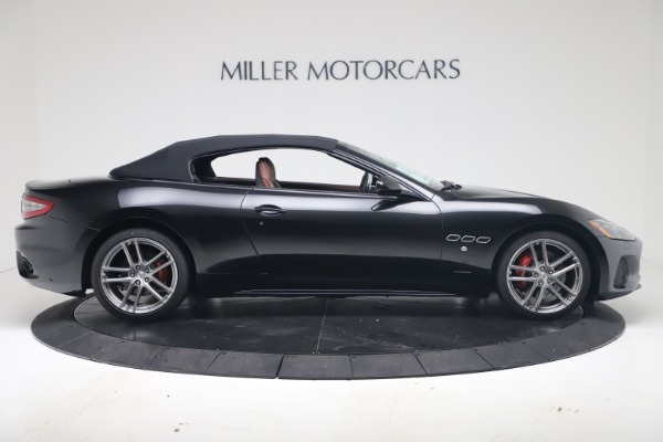 New 2019 Maserati GranTurismo Sport Convertible for sale $165,645 at Bentley Greenwich in Greenwich CT 06830 17