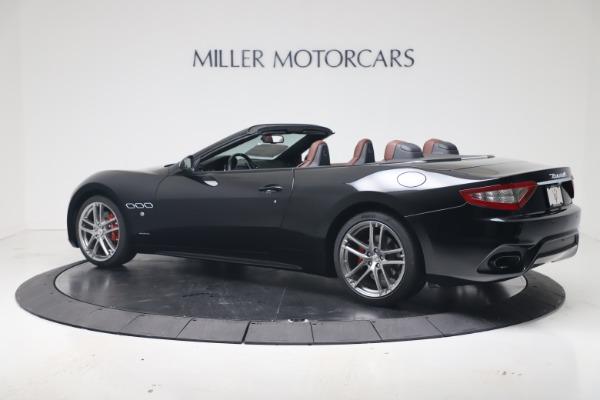 New 2019 Maserati GranTurismo Sport Convertible for sale $165,645 at Bentley Greenwich in Greenwich CT 06830 4