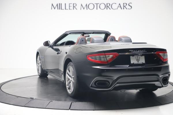 New 2019 Maserati GranTurismo Sport Convertible for sale $165,645 at Bentley Greenwich in Greenwich CT 06830 5