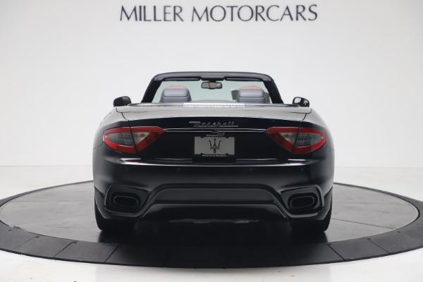 New 2019 Maserati GranTurismo Sport Convertible for sale $165,645 at Bentley Greenwich in Greenwich CT 06830 6