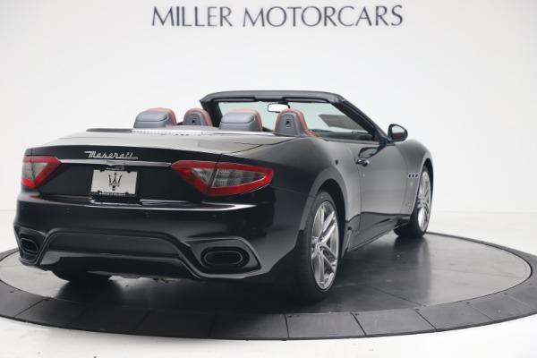 New 2019 Maserati GranTurismo Sport Convertible for sale $165,645 at Bentley Greenwich in Greenwich CT 06830 7