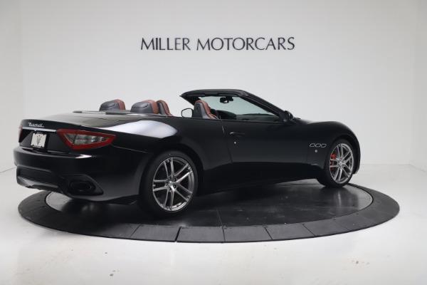 New 2019 Maserati GranTurismo Sport Convertible for sale $165,645 at Bentley Greenwich in Greenwich CT 06830 8