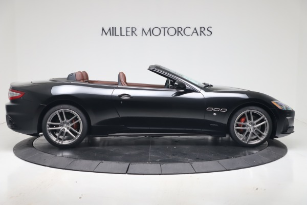 New 2019 Maserati GranTurismo Sport Convertible for sale $165,645 at Bentley Greenwich in Greenwich CT 06830 9
