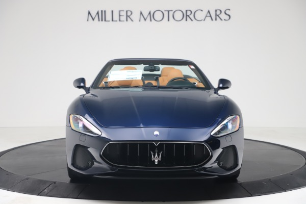 New 2019 Maserati GranTurismo Sport Convertible for sale $172,060 at Bentley Greenwich in Greenwich CT 06830 12