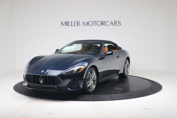 New 2019 Maserati GranTurismo Sport Convertible for sale $172,060 at Bentley Greenwich in Greenwich CT 06830 13