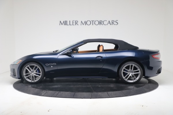 New 2019 Maserati GranTurismo Sport Convertible for sale $172,060 at Bentley Greenwich in Greenwich CT 06830 14