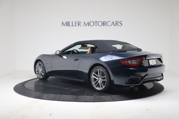 New 2019 Maserati GranTurismo Sport Convertible for sale $172,060 at Bentley Greenwich in Greenwich CT 06830 15