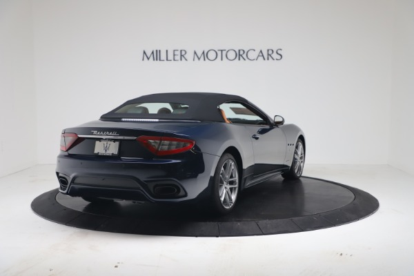 New 2019 Maserati GranTurismo Sport Convertible for sale $172,060 at Bentley Greenwich in Greenwich CT 06830 16