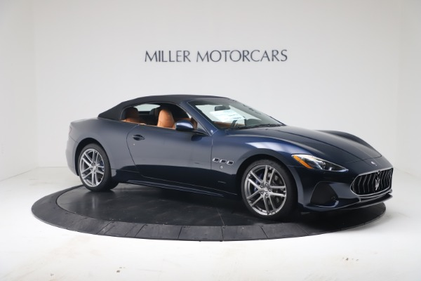 New 2019 Maserati GranTurismo Sport Convertible for sale $172,060 at Bentley Greenwich in Greenwich CT 06830 18