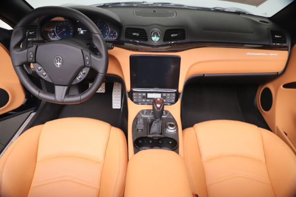 New 2019 Maserati GranTurismo Sport Convertible for sale $172,060 at Bentley Greenwich in Greenwich CT 06830 22