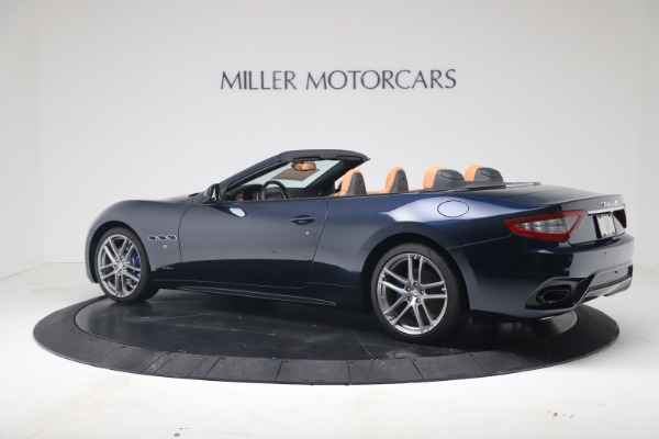 New 2019 Maserati GranTurismo Sport Convertible for sale $172,060 at Bentley Greenwich in Greenwich CT 06830 4