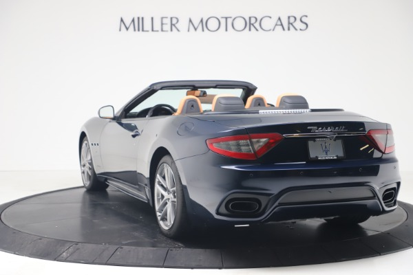 New 2019 Maserati GranTurismo Sport Convertible for sale $172,060 at Bentley Greenwich in Greenwich CT 06830 5