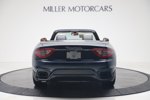 New 2019 Maserati GranTurismo Sport Convertible for sale $172,060 at Bentley Greenwich in Greenwich CT 06830 6