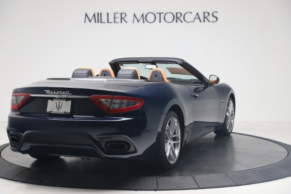 New 2019 Maserati GranTurismo Sport Convertible for sale $172,060 at Bentley Greenwich in Greenwich CT 06830 7