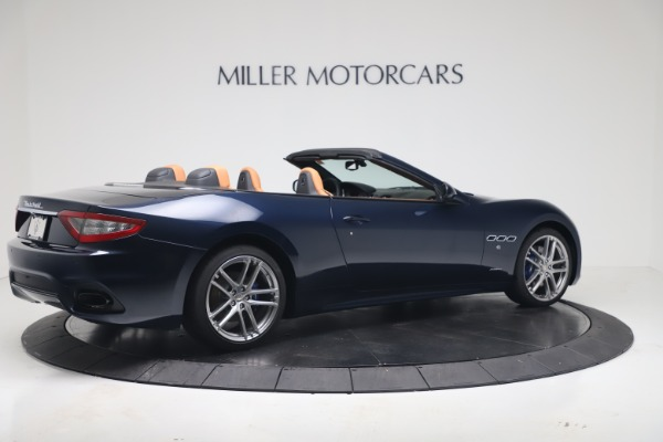 New 2019 Maserati GranTurismo Sport Convertible for sale $172,060 at Bentley Greenwich in Greenwich CT 06830 8