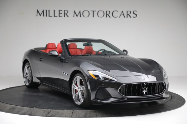 New 2019 Maserati GranTurismo Sport Convertible for sale $165,340 at Bentley Greenwich in Greenwich CT 06830 10