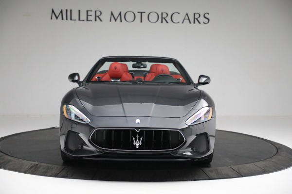 New 2019 Maserati GranTurismo Sport Convertible for sale $165,340 at Bentley Greenwich in Greenwich CT 06830 11