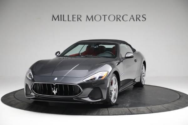 New 2019 Maserati GranTurismo Sport Convertible for sale $165,340 at Bentley Greenwich in Greenwich CT 06830 12