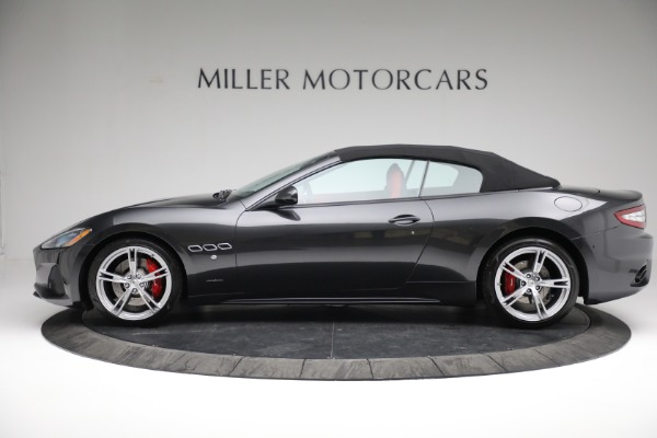New 2019 Maserati GranTurismo Sport Convertible for sale Sold at Bentley Greenwich in Greenwich CT 06830 14