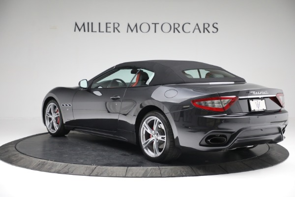 New 2019 Maserati GranTurismo Sport Convertible for sale $165,340 at Bentley Greenwich in Greenwich CT 06830 15