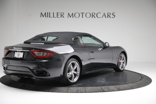 New 2019 Maserati GranTurismo Sport Convertible for sale $165,340 at Bentley Greenwich in Greenwich CT 06830 17
