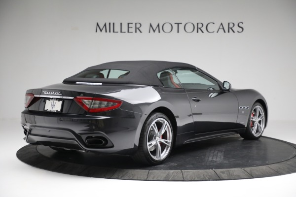New 2019 Maserati GranTurismo Sport Convertible for sale $165,340 at Bentley Greenwich in Greenwich CT 06830 18