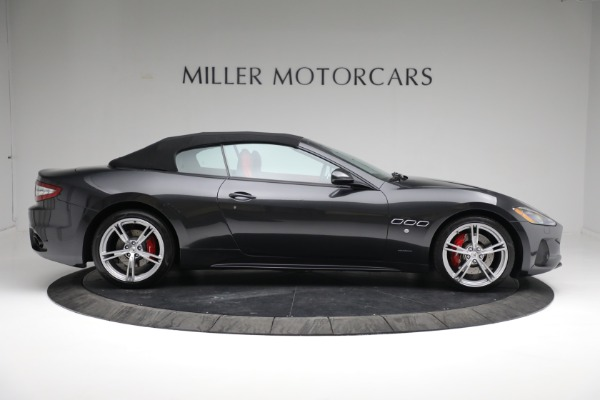 New 2019 Maserati GranTurismo Sport Convertible for sale Sold at Bentley Greenwich in Greenwich CT 06830 19