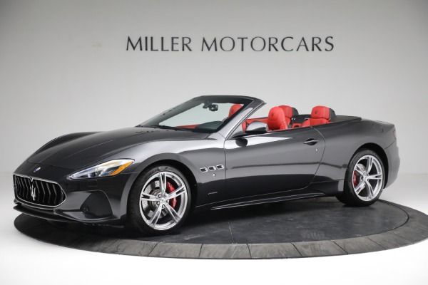 New 2019 Maserati GranTurismo Sport Convertible for sale $165,340 at Bentley Greenwich in Greenwich CT 06830 2