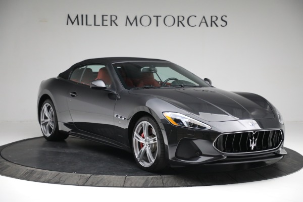 New 2019 Maserati GranTurismo Sport Convertible for sale $165,340 at Bentley Greenwich in Greenwich CT 06830 22