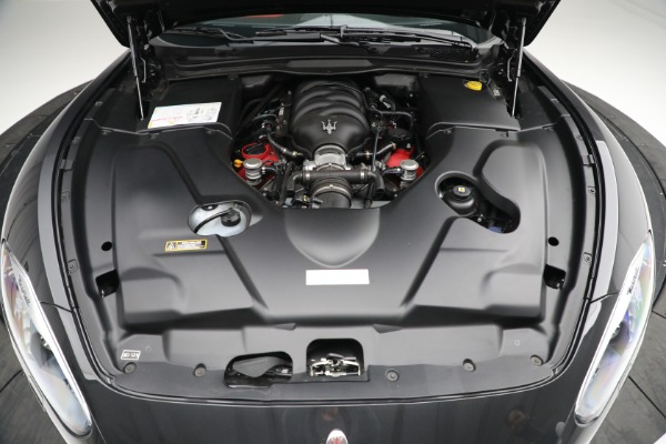 New 2019 Maserati GranTurismo Sport Convertible for sale $165,340 at Bentley Greenwich in Greenwich CT 06830 25
