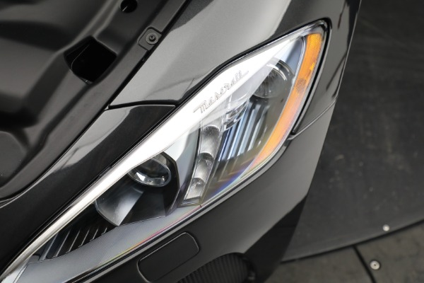 New 2019 Maserati GranTurismo Sport Convertible for sale $165,340 at Bentley Greenwich in Greenwich CT 06830 26