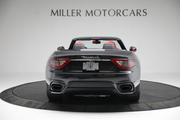 New 2019 Maserati GranTurismo Sport Convertible for sale Sold at Bentley Greenwich in Greenwich CT 06830 5