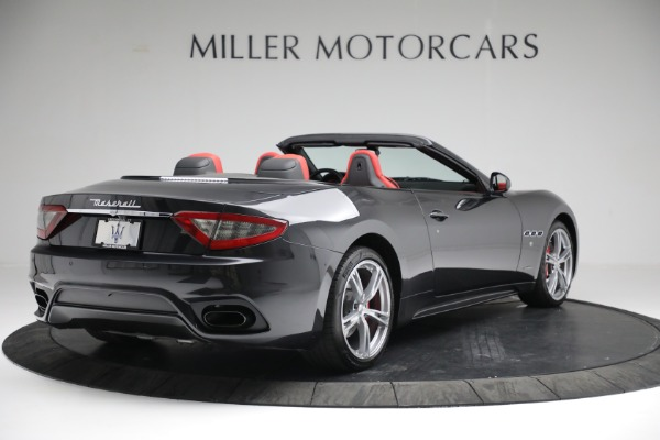 New 2019 Maserati GranTurismo Sport Convertible for sale Sold at Bentley Greenwich in Greenwich CT 06830 6