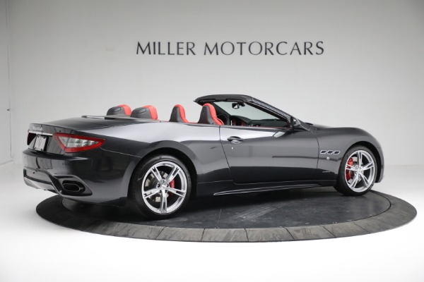New 2019 Maserati GranTurismo Sport Convertible for sale $165,340 at Bentley Greenwich in Greenwich CT 06830 7