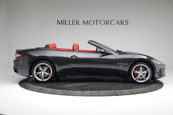 New 2019 Maserati GranTurismo Sport Convertible for sale Sold at Bentley Greenwich in Greenwich CT 06830 8