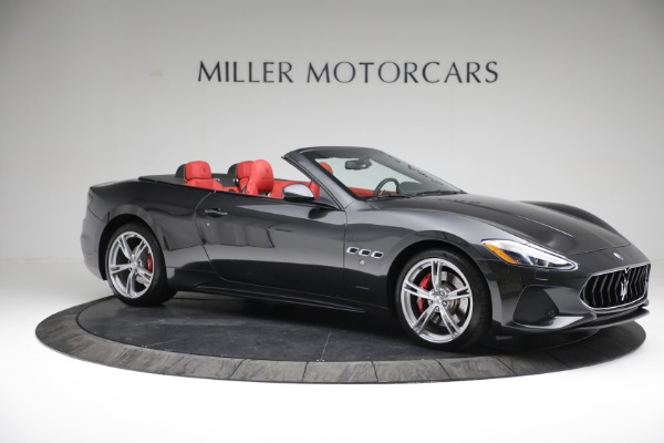 New 2019 Maserati GranTurismo Sport Convertible for sale $165,340 at Bentley Greenwich in Greenwich CT 06830 9