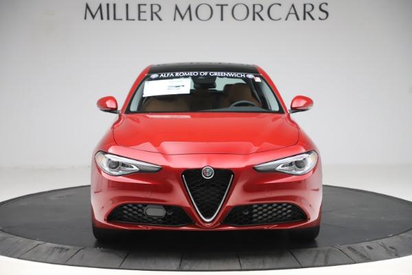 New 2019 Alfa Romeo Giulia Ti Lusso Q4 for sale $54,790 at Bentley Greenwich in Greenwich CT 06830 12