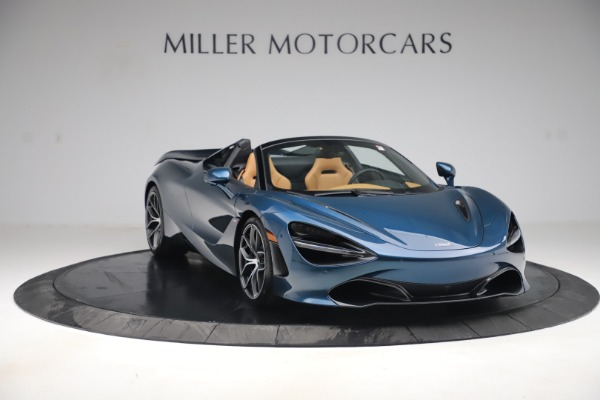 New 2020 McLaren 720S Spider Luxury for sale $380,835 at Bentley Greenwich in Greenwich CT 06830 10