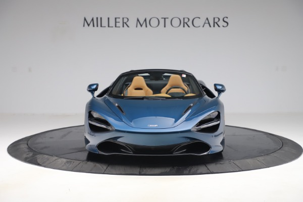 New 2020 McLaren 720S Spider Luxury for sale $380,835 at Bentley Greenwich in Greenwich CT 06830 11