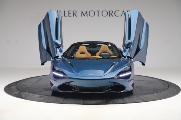 New 2020 McLaren 720S Spider Luxury for sale $380,835 at Bentley Greenwich in Greenwich CT 06830 12