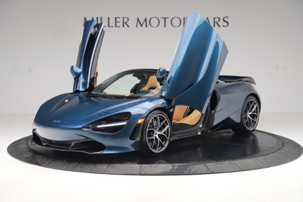 New 2020 McLaren 720S Spider Luxury for sale $380,835 at Bentley Greenwich in Greenwich CT 06830 13