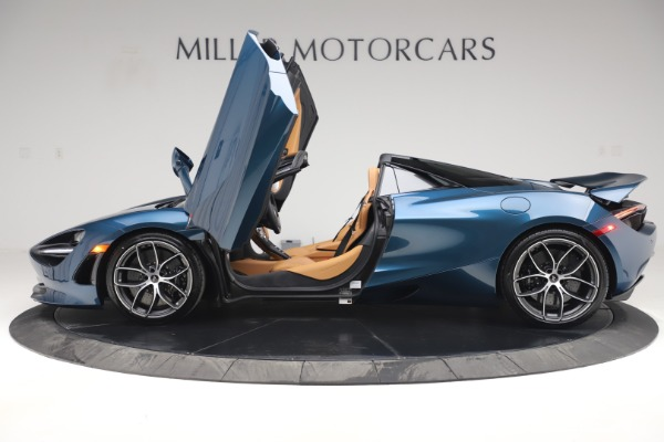 New 2020 McLaren 720S Spider Luxury for sale $380,835 at Bentley Greenwich in Greenwich CT 06830 14