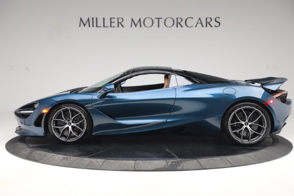New 2020 McLaren 720S Spider Luxury for sale $380,835 at Bentley Greenwich in Greenwich CT 06830 15