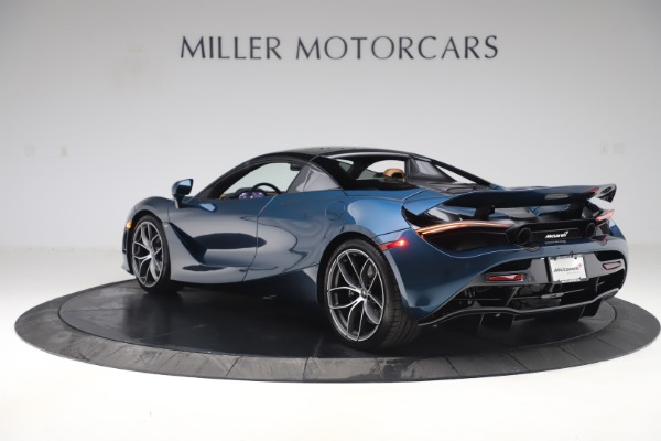 New 2020 McLaren 720S Spider Luxury for sale $380,835 at Bentley Greenwich in Greenwich CT 06830 16