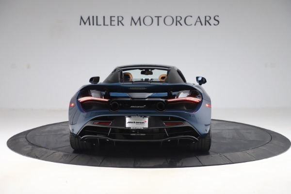 New 2020 McLaren 720S Spider Luxury for sale $380,835 at Bentley Greenwich in Greenwich CT 06830 17