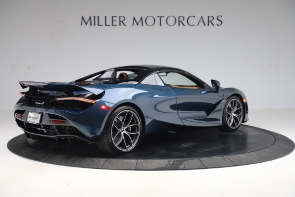 New 2020 McLaren 720S Spider Luxury for sale $380,835 at Bentley Greenwich in Greenwich CT 06830 18
