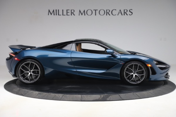 New 2020 McLaren 720S Spider Luxury for sale $380,835 at Bentley Greenwich in Greenwich CT 06830 19