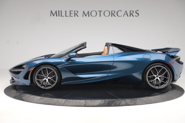 New 2020 McLaren 720S Spider Luxury for sale $380,835 at Bentley Greenwich in Greenwich CT 06830 2