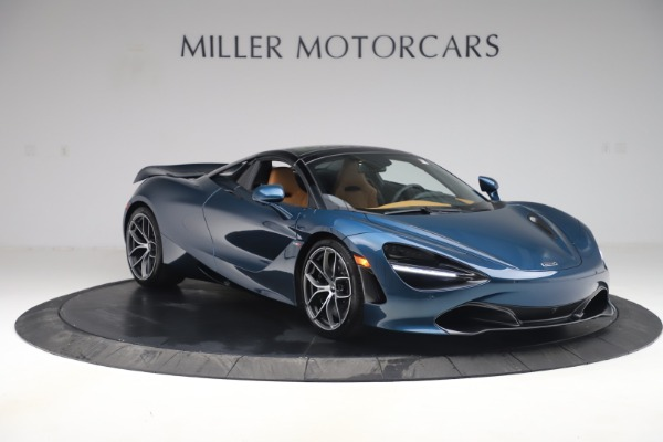 New 2020 McLaren 720S Spider Luxury for sale $380,835 at Bentley Greenwich in Greenwich CT 06830 20